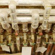 Rohrisolierung, Rohre, Isolierung, Rohrdämmung