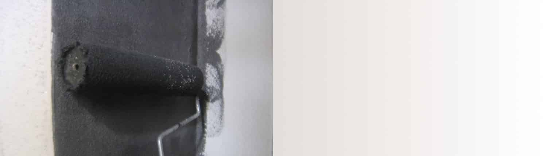 Abschirmfarbe Slider, Farbe, Farbroller, Wand