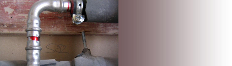 Edelstahlfittings, Edelstahl, Fittings, Rohrverbindungen, Verbindung Rohre