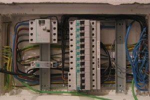 Elektroinstallationskanäle