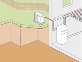 Tipp-zum-Bau informiert Sie über die Besonderheiten von Luft-Wasser-Wärmepumpen.