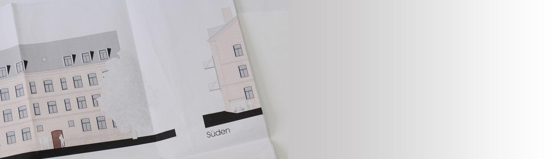 Haus, Plan
