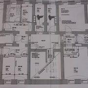 Wandanschluss, Sanitärplanung, Badplanung, Abwasser, Planung, Plan, Bauplan