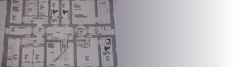 Sanitärplanung Slider, Planung, Sanitär, Plan, Gebäude, Zimmer, Räume, Aufteilung, Raumtrennung, Anschlüsse