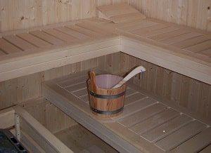 Ihre Sauna bei Tipp zum Bau
