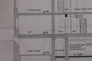 Baubehörde, Plan, Bauplan, Antrag, Skizze