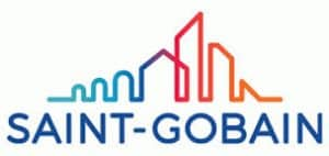 Saint-Gobain, Firma, Logo, Glas, Fassade, Bauglas, Innenausbau, Dachausbau, Keller