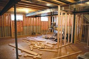 Tipp zum Bau erklärt Ihnen wie Sie durch Kellertrennwände Ihren Keller sinnvoll nutzen.