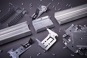 Alunimium, hausbau, Bauarbeiten, Konstruktion