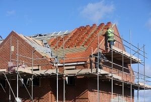 bauen, Dach, Eigenheim, Hausbau