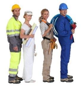 Tipp-zum-Bau zeigt Ihnen die Unterschiede von Dachdeckern zu anderen Handwerkern.