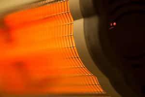 infrarot, Heizgerät, elektrisch, Gerät