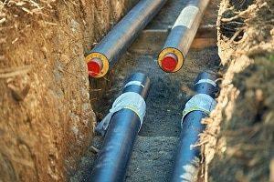 Tipp zum Bau informiert Sie über Fernwärme-Rohre. Lassen Sie sich von Deutschlands größtem Bauportal beraten.