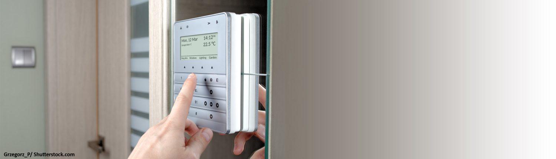 Alarm, Sicherheit, elektronisch, Schaltfläche