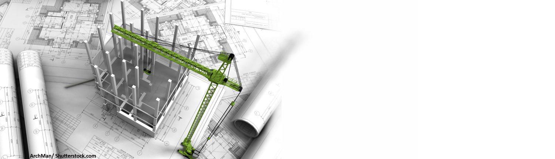 Grundriss, Bauplan, Modellhaus, Hausplanung