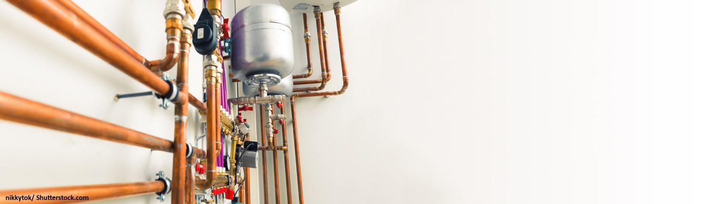 Gut bekannt Heizungsrohre • Tipp: Kupferrohre sind langlebig und gasdicht GB33