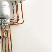 Rohre, Kupfer, Heizung, Rohrleitung, Leitung, Wasserleitung