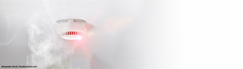 Feuer, Brand, Alarm, Rauch