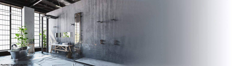 Bad die verwandlung vom badezimmer zur wohlf hloase for Raumgestaltung die verwandlung