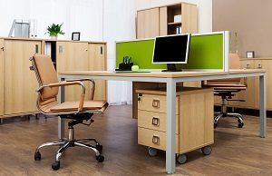 Alles über den richtigen Schreibtisch erfahren Sie bei Tipp zum Bau.