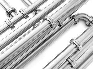 Die Verbauung von Edelstahlrohren für Ihr Abwasser ist eine gute Investition.