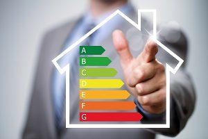 Energie, Haus, grün, Öko