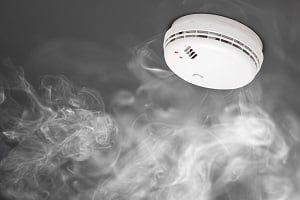 Rauch, Alarm, Feuer, Sensor