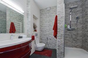 Badmöbel, Waschbeckenunterschrank, Einrichtung Bad, Waschtisch