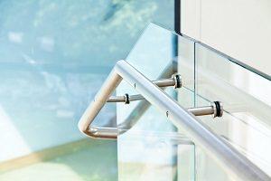 Treppe, Design, hell, elegant