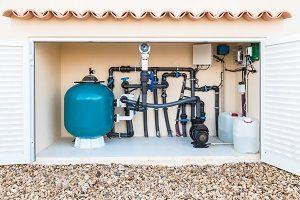 Tipp zum Bau verrät Ihnen, wie Sie die einzelnen Bestandteile Ihres Whirlpools reinigen.
