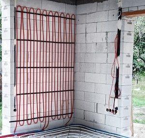 heiß, Mauer, Wand, Klima