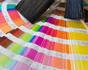 Pinsel, Eimer, Bau, Farbe