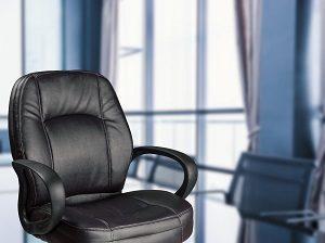 verstellbar, Sessel, schwarz, komfortabel