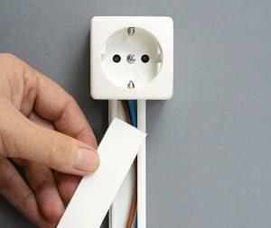 Erfahren Sie alles über Elektroinstallations-Kanäle bei Tipp zum Bau.