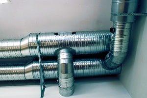 Tipp-zum-Bau verrät Ihnen, worauf Sie beim Verlegen der Lüftungsrohre achten müssen.