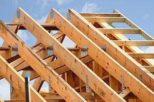 Dach, Holz, Bau, Haus