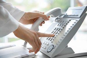 geschäftlich, Taste, Anruf, Kommunikation