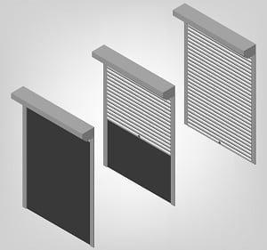 Welche Arten von smarten Rollläden es gibt, finden Sie auf Tipp zum Bau.