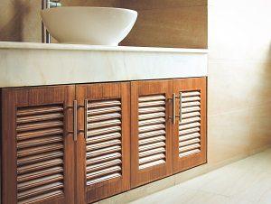 Material und Tipp für Badmöbel, erfahren Sie bei Tipp zum Bau.