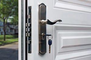 Tür, abschließen, Schloss, Sicherheit