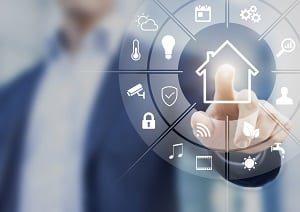 Eigenheim, intelligent, automatisiert, Technologie