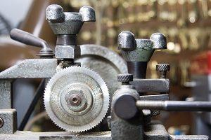 Maschine, Fertigung, herstellen, Stahl