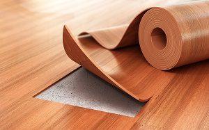 So verlegen Sie Linoleum - mit Tipp zum Bau.