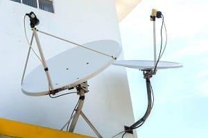 Antenne, Rundfunk, senden, Übertragung