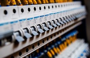 elektrisch, Schaltschrank, Schaltkreis, Kasten