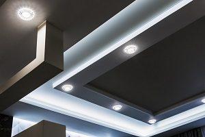 modern, Design, LED, hell