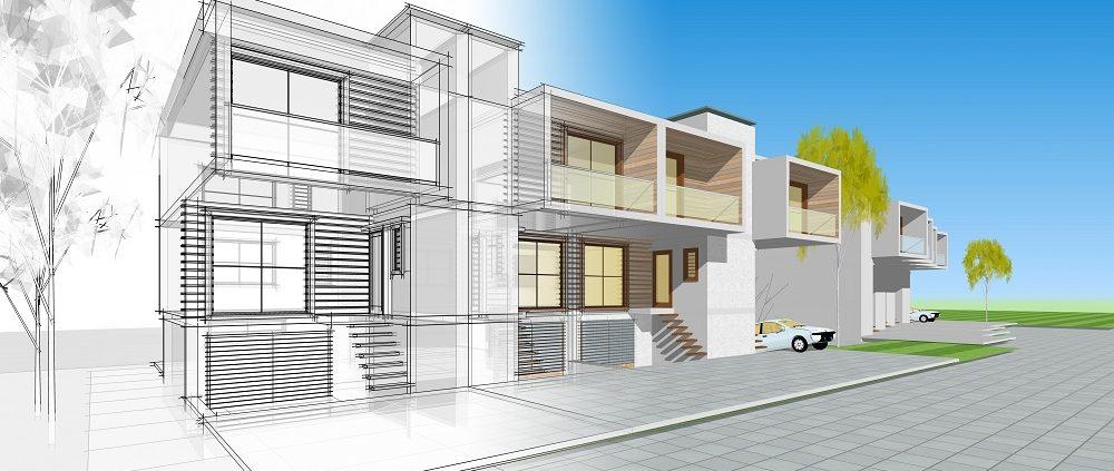 Planen SIe mit Tipp zum Bau Ihr neues Zuhause.