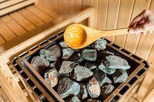 Welches Zubehör sie für Ihr Sauna benötigen, verrät Ihnen Tipp-zum-Bau.