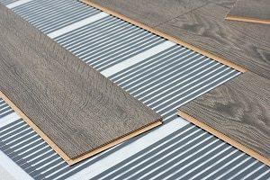 Tipp zum Bau verrät, was bei der Installation von Infrarotheizungen zu beachten ist.