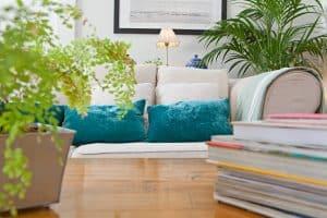 Richten Sie sich Ihr Wohnzimmer mit Hilfe von Tipp zum Bau ein.